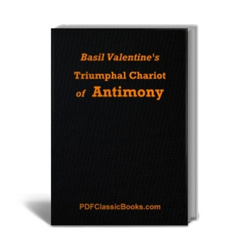 Product picture Basil Valentine Triumphal Chariot of Antimony