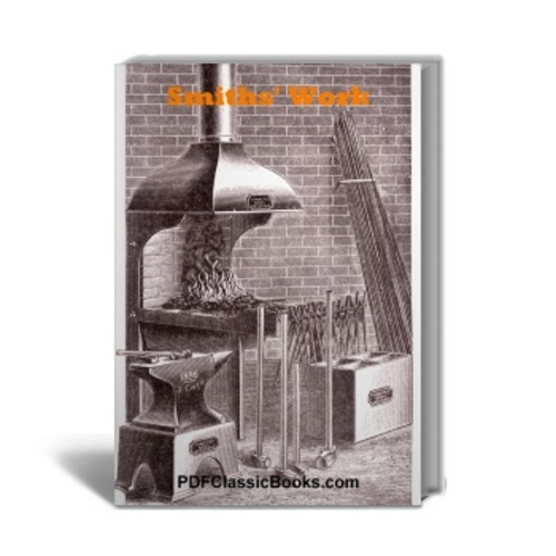 Product picture Smiths Work: A Handbook on the Art of the Blacksmith