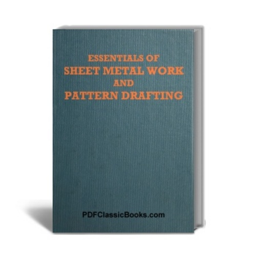 Product picture Essentials of Sheet Metal Work and Pattern Drafting
